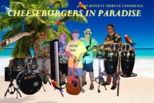 CHEESEBURGERS IN PARADISE - Concert in the Courtyard @ TownCenter at Firestone Farms