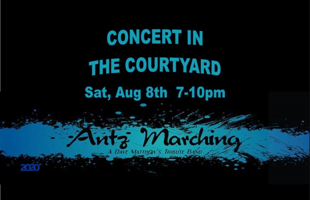 ANTZ MARCHING - Concert in the Courtyard @ TownCenter at Firestone Farms