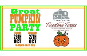 GREAT PUMPKIN PARTY at Firestone Farms 2018