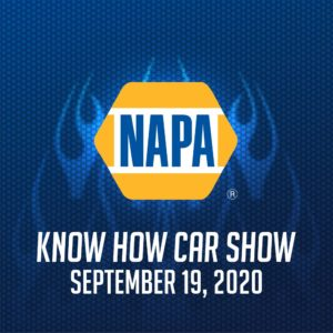 NAPA KNOW HOW CAR SHOW 2020 @ TownCenter at Firestone Farms