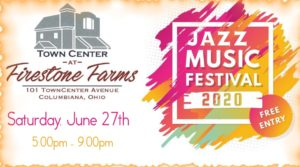 JAZZFEST - Concert in the Courtyard @ TownCenter at Firestone Farms