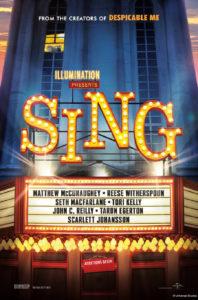 Sing PG 2016