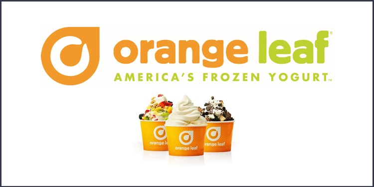 Orange Leaf Frozen Yogurt at Firestone Farms